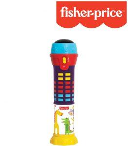 Fisher Price Child Microphone