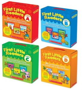 First Little Readers 25 book series