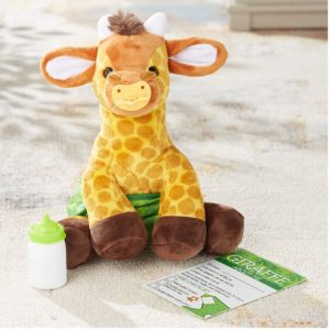 Baby Giraffe About Me