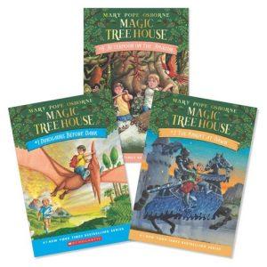 Magic Tree House Series Books