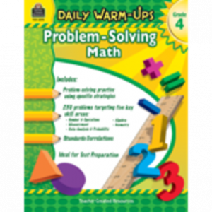 Problem Solving Math  - Daily Warm Ups