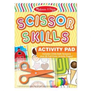 Scissor Skills Activity Book
