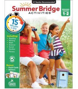 Summer Bridge Activity Book