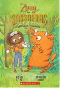 Zoey and Sassafras Book