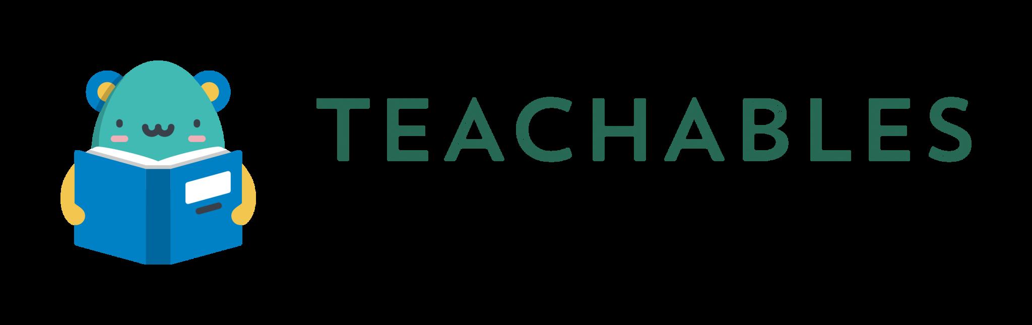 Teachable Nova Transparent logo
